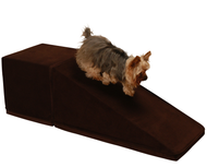 "Royal Ramps High Density Foam Pet Ramp + Landing  14"" Tall"