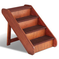 PupSTEP Large Wood Pet Stairs