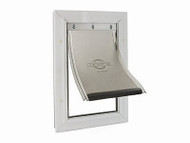 PetSafe Aluminum Freedom Pet Door (Medium) PPA00-10860