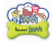 Kong AirDog Squeaker Bone Tennis Toy Medium ASB2
