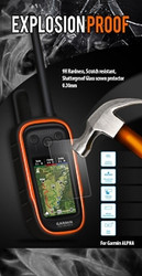 Garmin Alpha Explosion Proof Screen Protection Shield