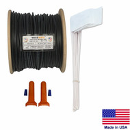 WiseWire® 16 Gauge Pet Fence Boundary Wire Kit 500ft-WW-16K