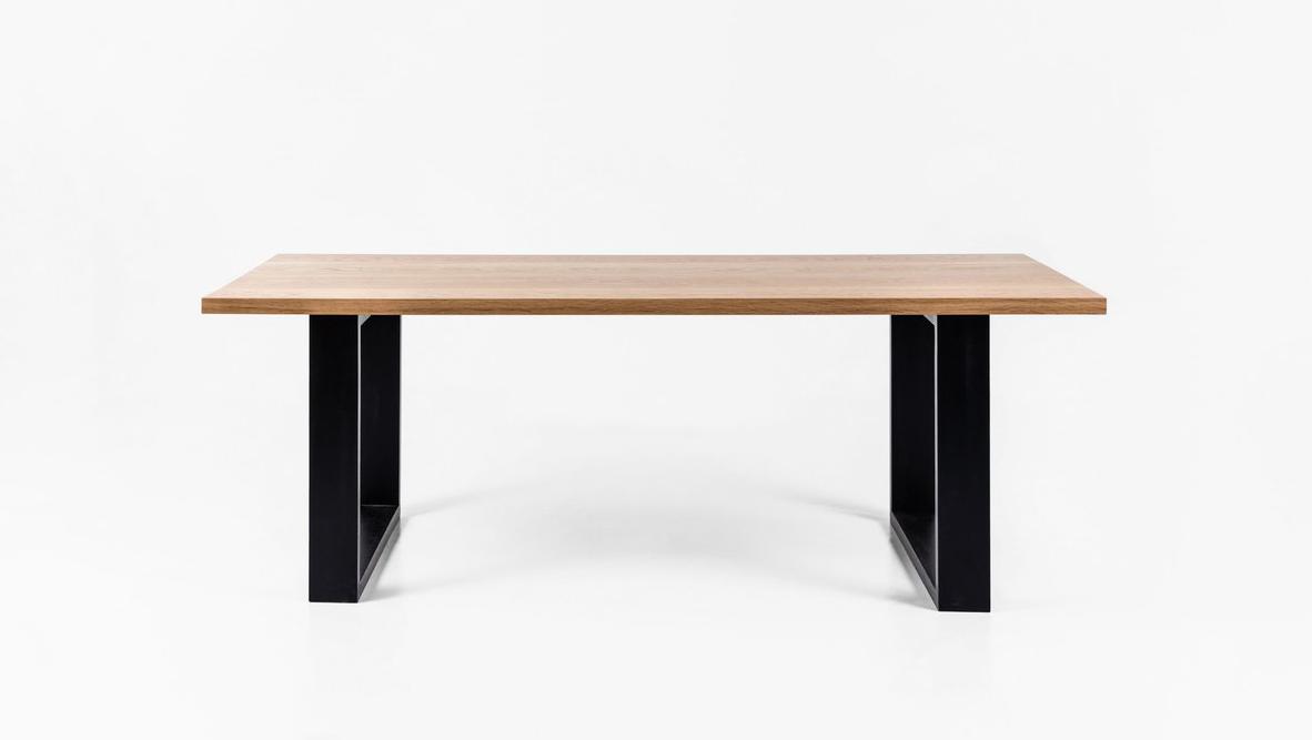 Box Leg Table