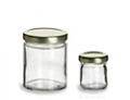 Shop for Clear Straight Jars - Short