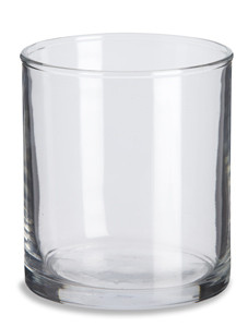 8 oz Madison Glass Candle Jar - CMAD8N