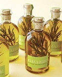 DIY olive oil bottle