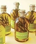 DIY olive oil bottle