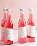 DIY raspberry infused vodka