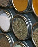 DIY spice tins