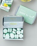 DIY mint tins