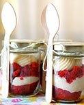 DIY desert jars