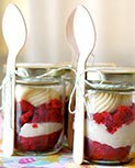 DIY cupcake jar