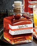 DIY apple pie bourbon