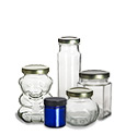 Glass Jars, Mason Jars, Candle Containers, Bale, Food Jars