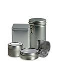 Tin Containers, Window Tins, Tea Tins, Mint Tins