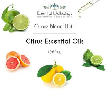 Citrus Essential Oils