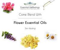 Flower Essential Oils Class
