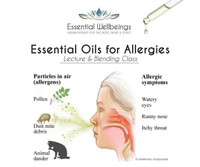 Essential Oils for Allergies Class