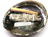 Smudge Kit -  Cleanse, Purify & Protect