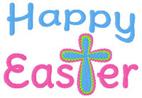Happy Easter 5x7