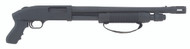 Mossberg 500 12 Gauge Tactical Pistol Grip Shotgun With Breacher Type Muzzle Brake
