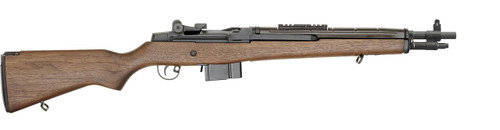 SPRINGFIELD ARMORY M1A  SCOUT 308win CALIBER NEW YORK STATE SAFE ACT LEGAL RIFLE WITH WALNUT STOCK