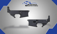ANDERSON MANUFACTURING AR-15 ANODIZED 80% LOWER RECEIVER