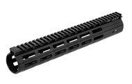 UTG PRO MODEL 308 SUPER SLIM FREE FLOAT RAIL SYSTEM (M-LOK, 13'', BLACK)