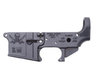 SPIKE'S TACTICAL AR-15 STRIPPED LOWER RECEIVER WITH CALICO JACK LOGO