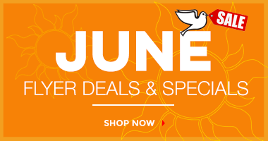 June Monthly Specials