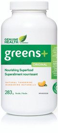 Genuine Health Greens+ Tangerine (283 g)