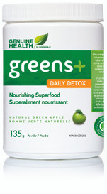 Genuine Health Greens+ Daily Detox Green Apple (135 g)
