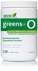 Genuine Health Vegan Greens+ O Original (228 g)