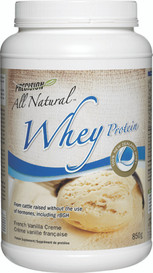 Precision All Natural Whey Protein French Vanilla Creme (850 g)