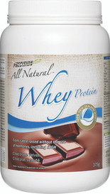 Precision All Natural Whey Protein Chocolate Velvet (375 g)