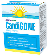 Renew Life CandiGONE Kit (15 Day)