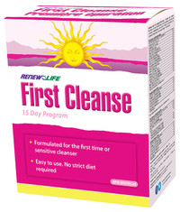 Renew Life First Cleanse Kit (15 Day)