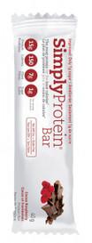 Simply Protein Bar Cocoa Raspberry (15 x 40g bars)
