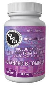 AOR Advanced B Complex (180 veg caps)