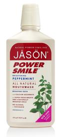 Jason Powersmile Brightening Peppermint Mouthwash (473 mL)