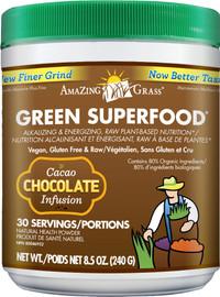 Amazing Grass Green SuperFood Chocolate (240 g)