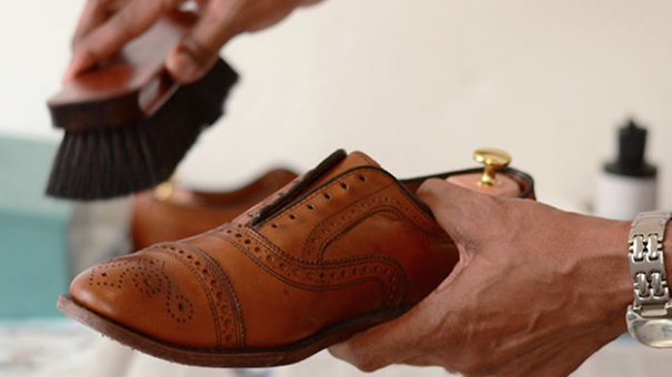 s shoe care why you need to take care of your