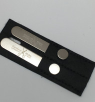 Magnetic Collar Stays (with Harrison Blake Logo)