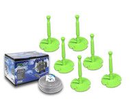 Dewey Mister 6 Pack Replacement Kit with Pump for up to 60 Site Cloner