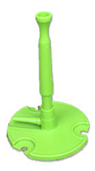 The Dewey Mister - No Clog Air powered aeroponic mister for any cloner or growing system.
