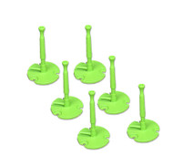 6 Dewey Misters Replacement Kit.  Great for up to 60 Site Aeroponic Cloner replacement or aeroponics grow systems.