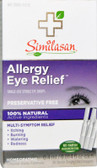 Similasan Allergy Eye Relief 20 Single Dose