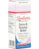 Stress & Tension Relief 15g .529oz Similasan, Nervous Tension