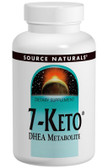 7-Keto DHEA Metabolite 50 mg 30 Tabs Source Naturals