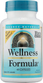 Wellness Formula Bio-Aligned 60 Caps Source Naturals